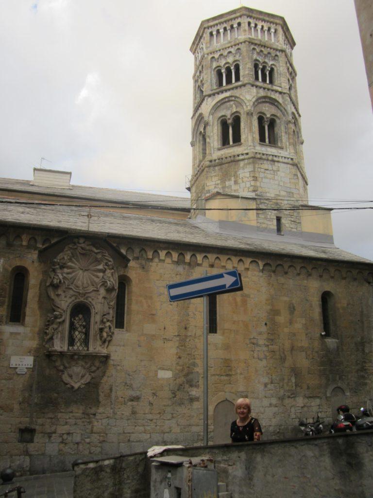Церковь св. Доната. Генуя