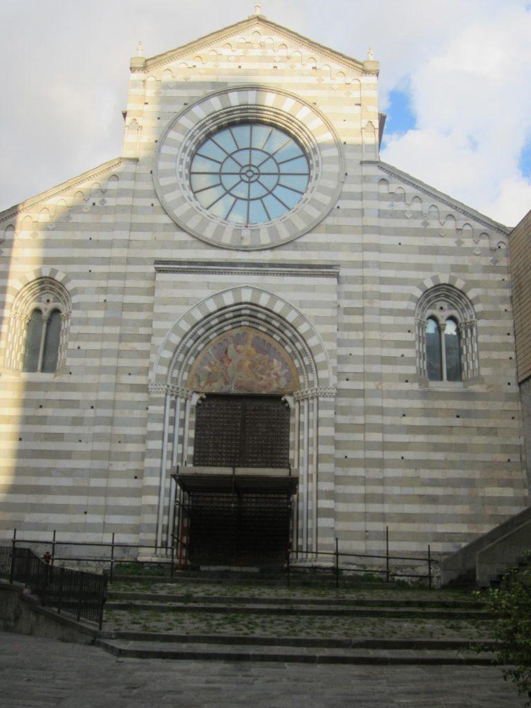 Церковь св. Августина (Sant'Agostino). Генуя