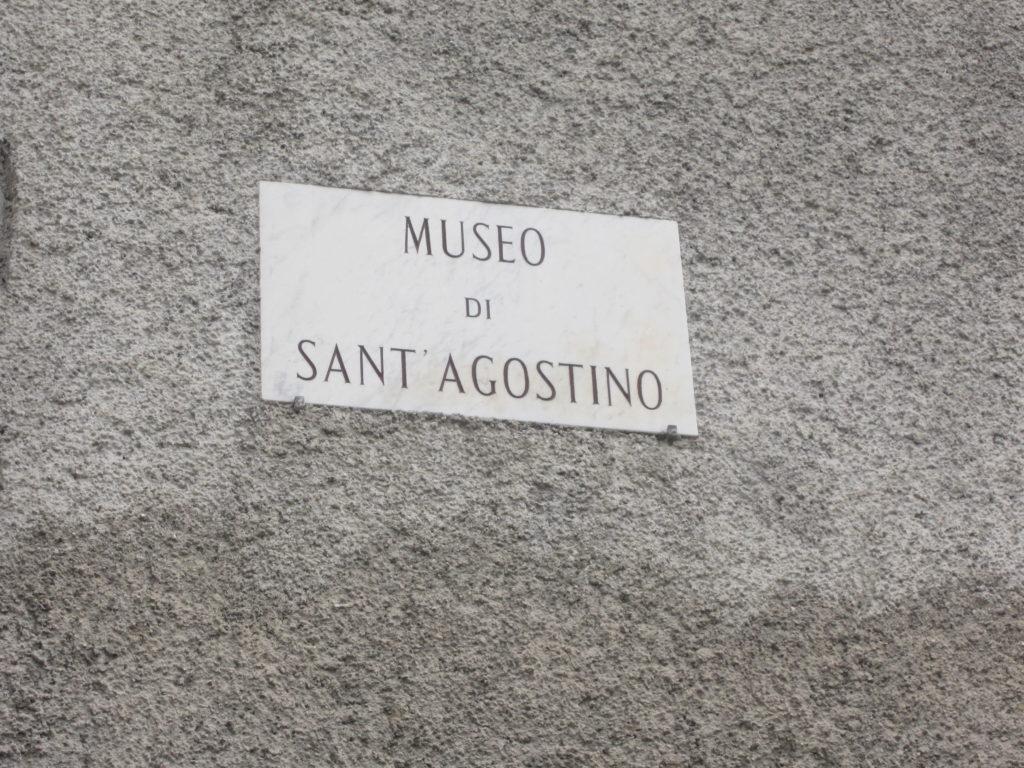 Музей церкви св. Августина (Sant'Agostino). Генуя