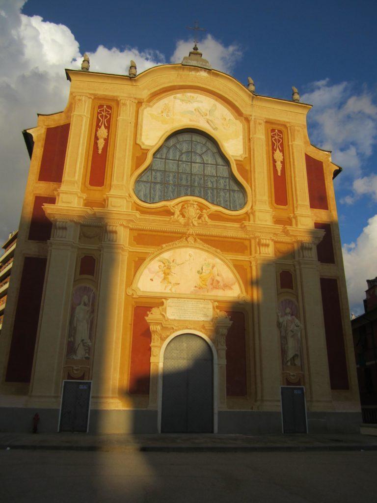 Церковь Сан-Сальваторе (chiesa di San Salvatore)