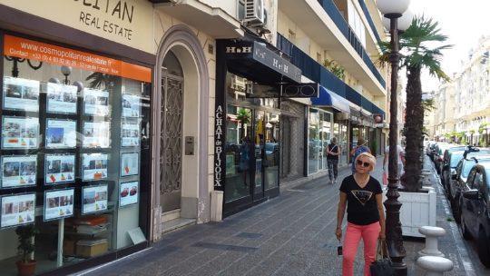 Апартаменты Rue de France в Ницце. Отзыв.