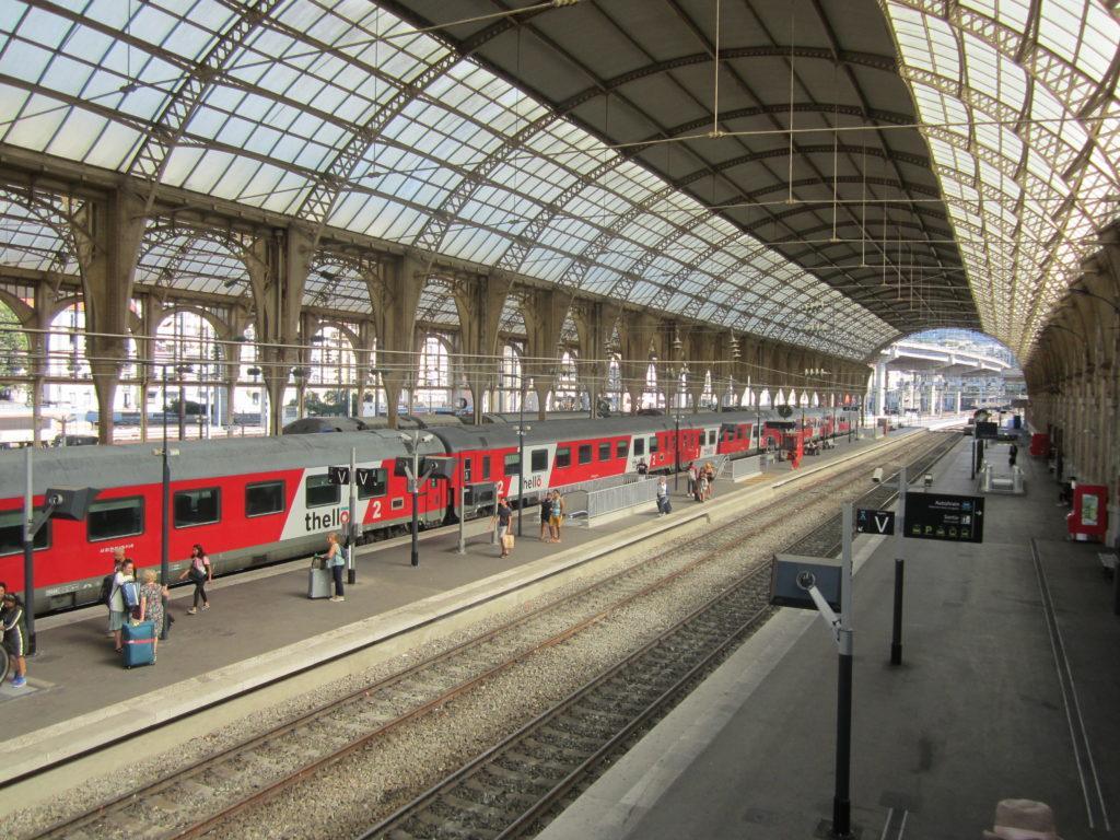 Gare de Nice-Ville