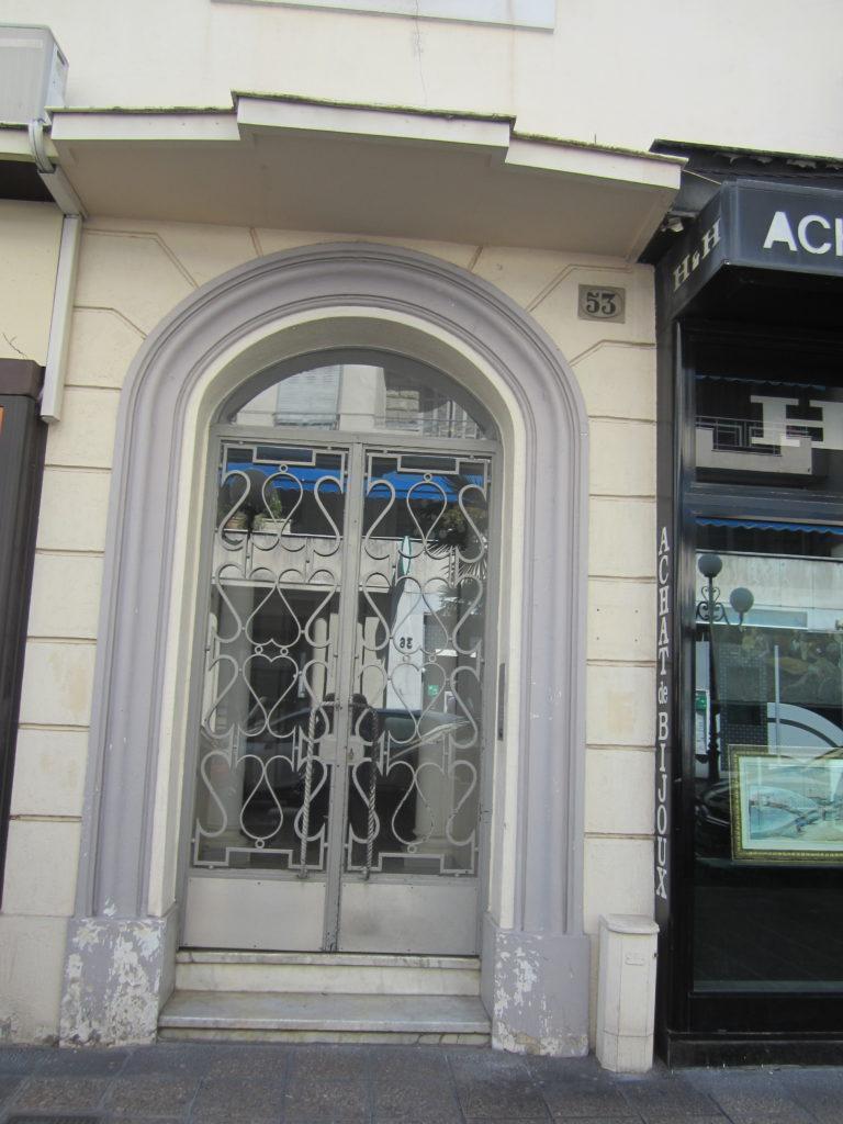 Rue de France 53