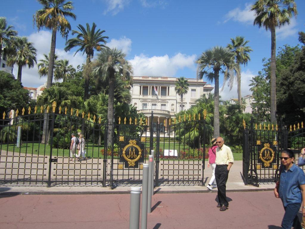 Дворец Массена и Музей искусства и истории