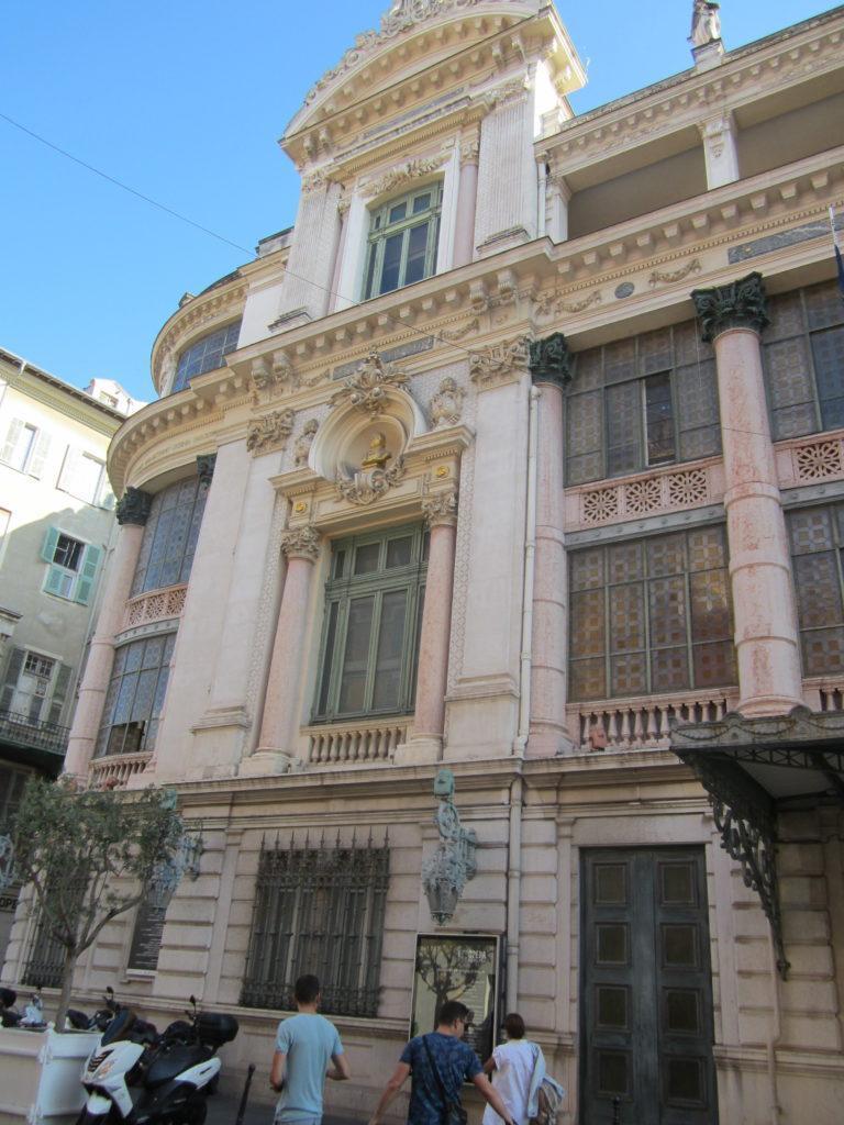 Оперный театр Ниццы
