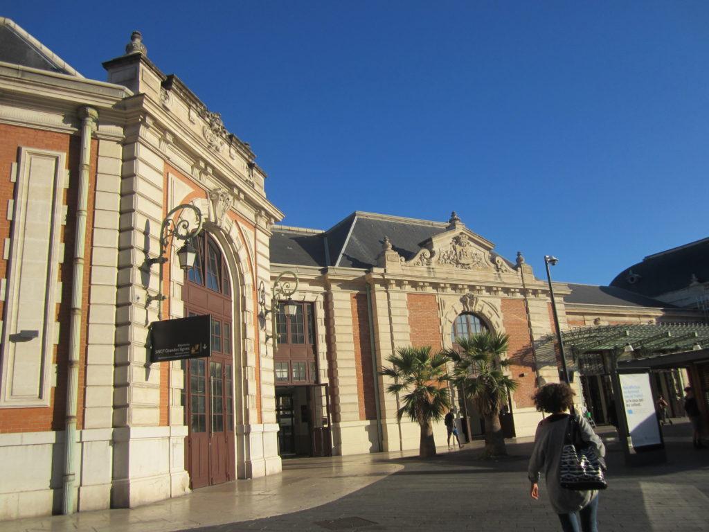 Вокзал Ниццы - Gare de Nice-Ville
