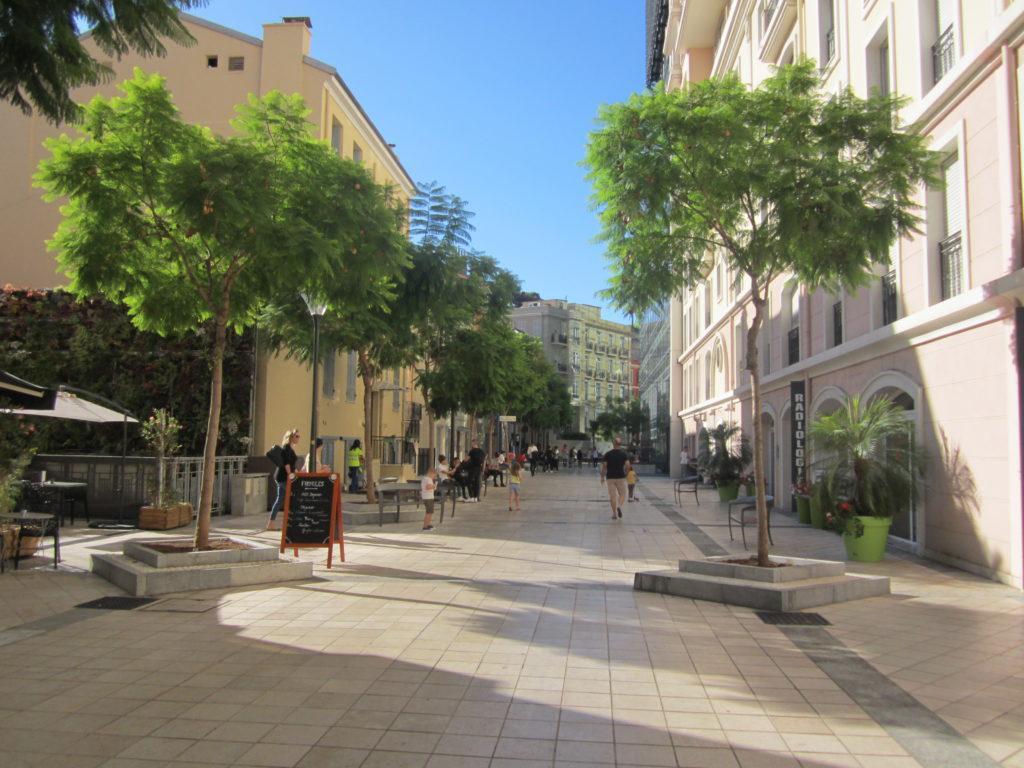 Улица в Монако