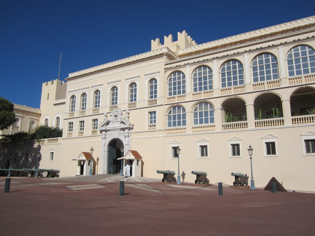 Дворец Гримальди. Монако