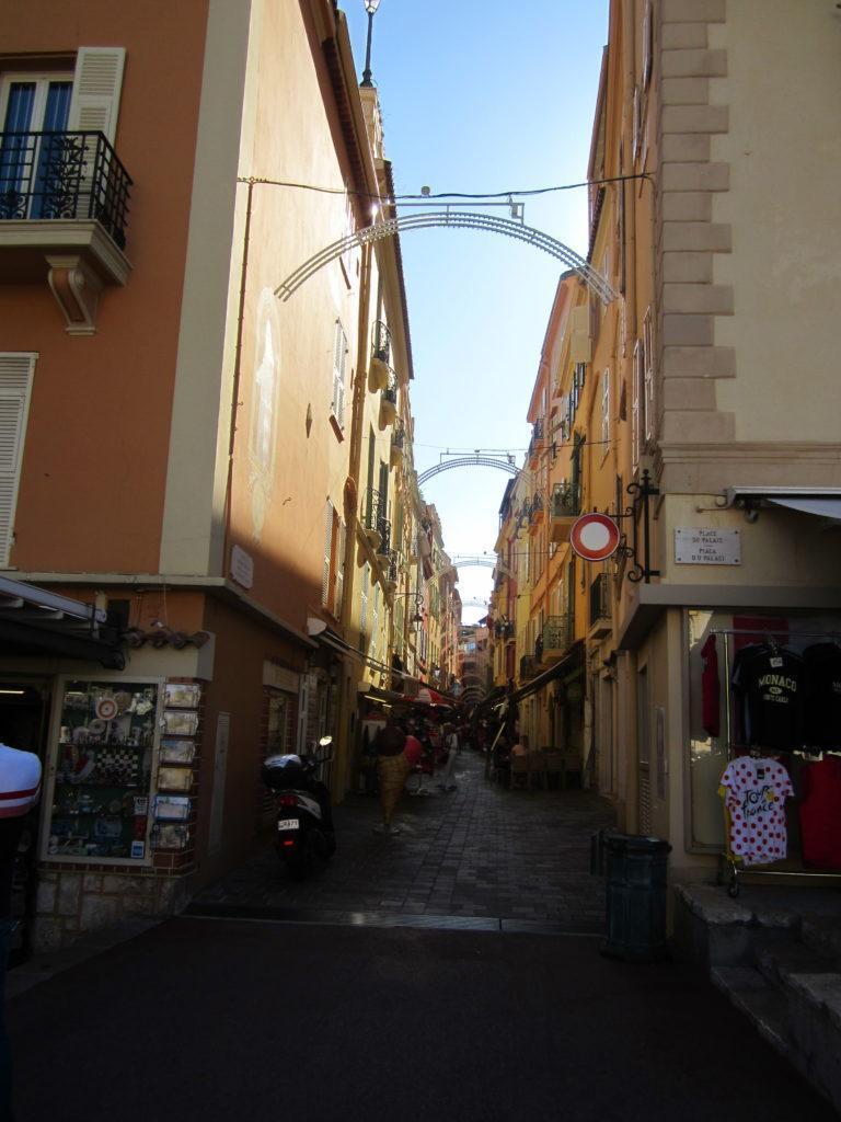 Монако. Старый город