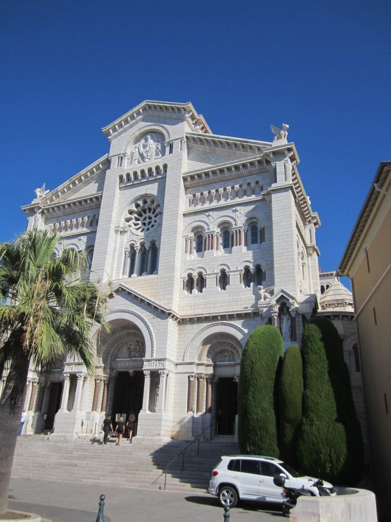 Catedral de Sao Nicolau, Monaco