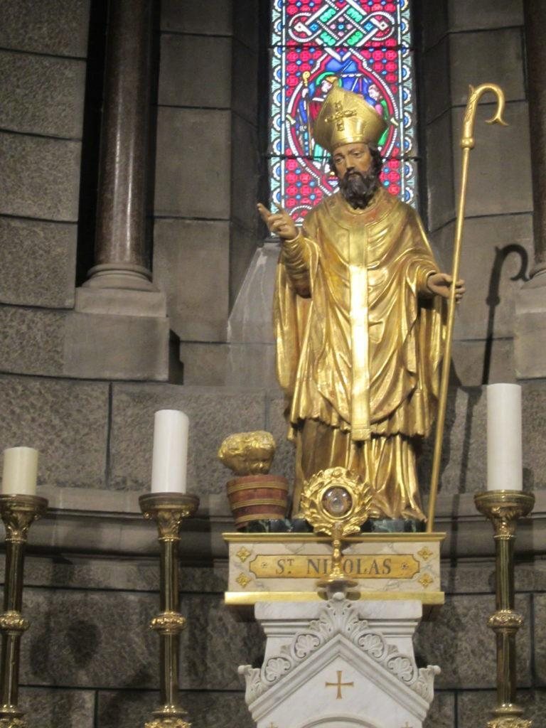 В Кафедральном соборе Монако