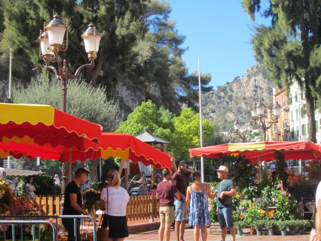 Рынок в Монако