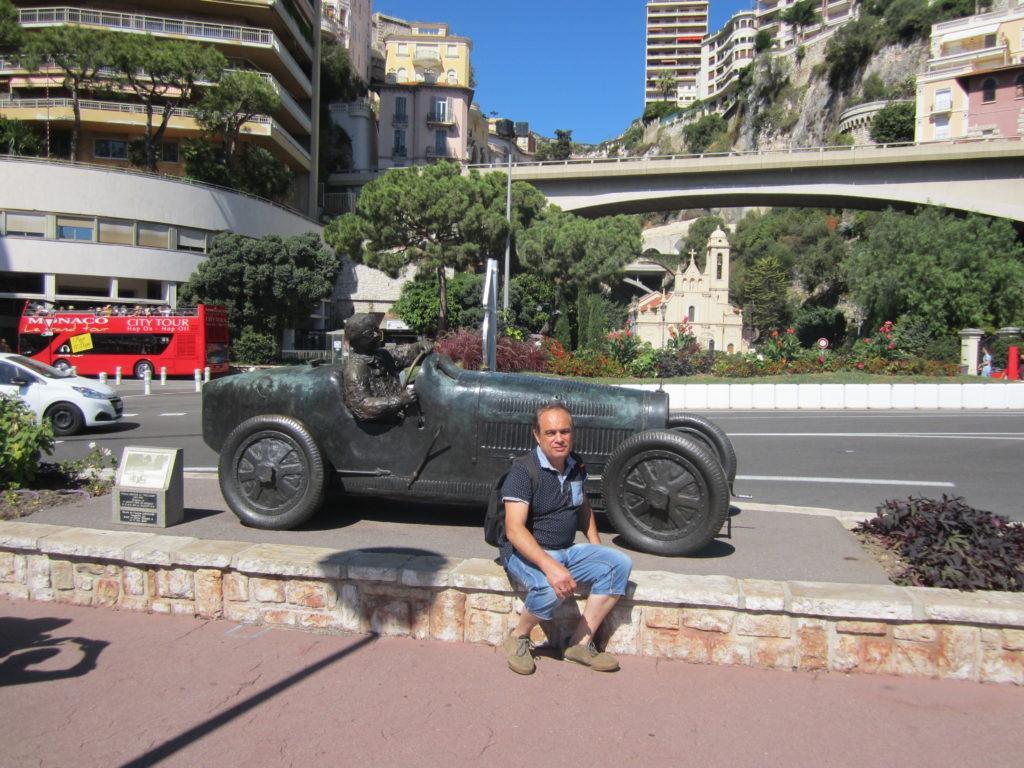 Трасса Формулы-1 в Монако