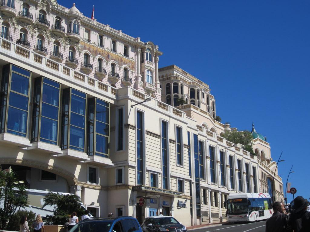 По улицам Monaco