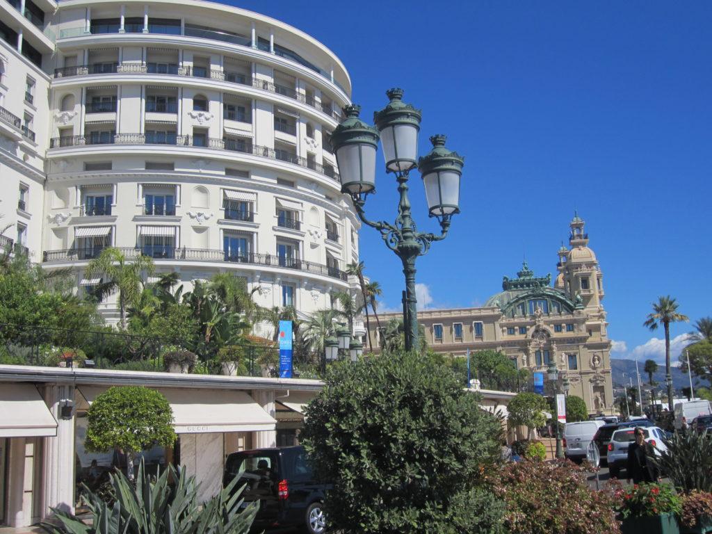 Hotel de Paris. Monte-Carlo