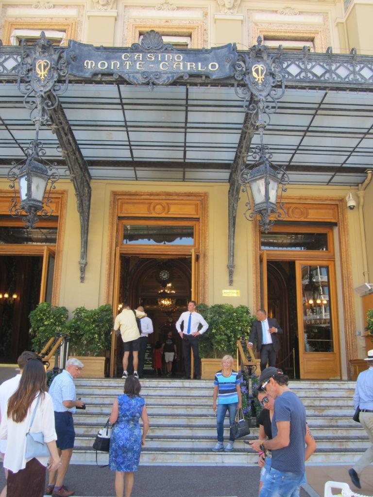 Казино Монте- Карло. Княжество Монако