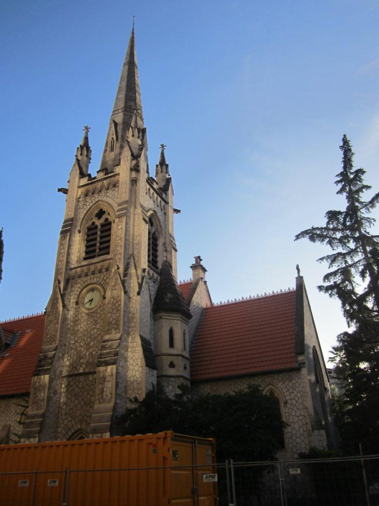 Ницца. Церковь Успения Божьей Матери