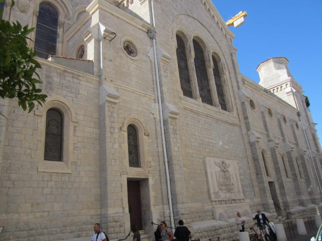 Eglise Notre-Dame de Bon Voyage. Канны(Cannes)