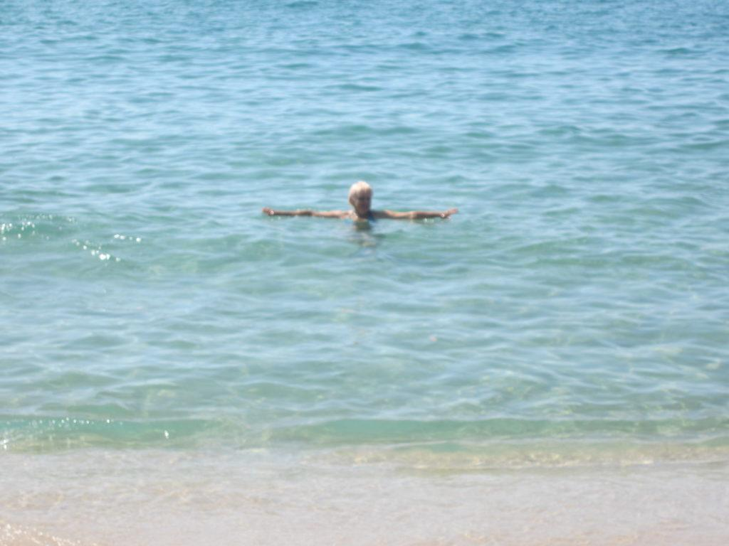 Канны (Cannes). Море