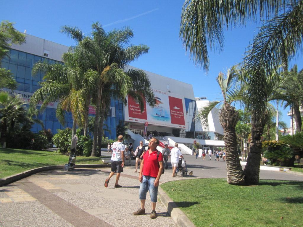 Дворец кинофестивалей. Cannes