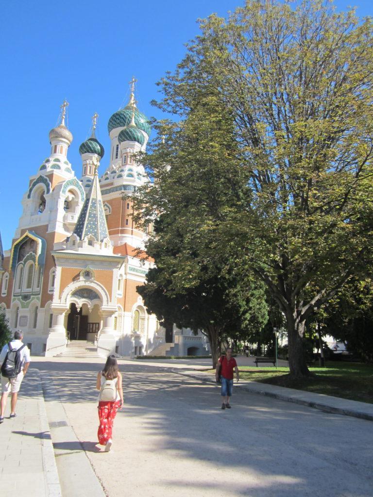 Свято-Николаевский собор Ниццы