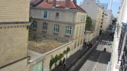 Отзыв об апарт-отеле Family Residence. Париж.