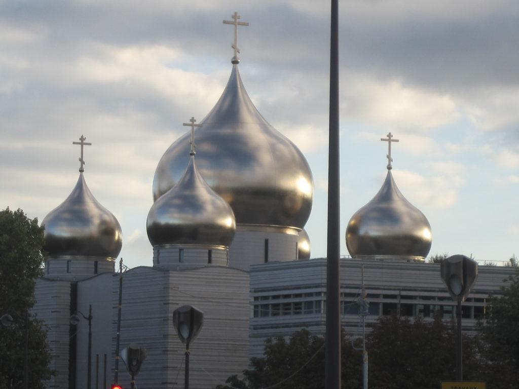Париж, Российский православный духовно-культурный центр