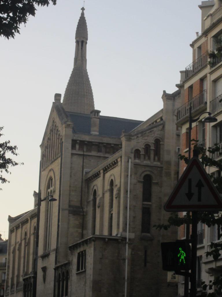 Париж. Notre-Dame d'Auteuil
