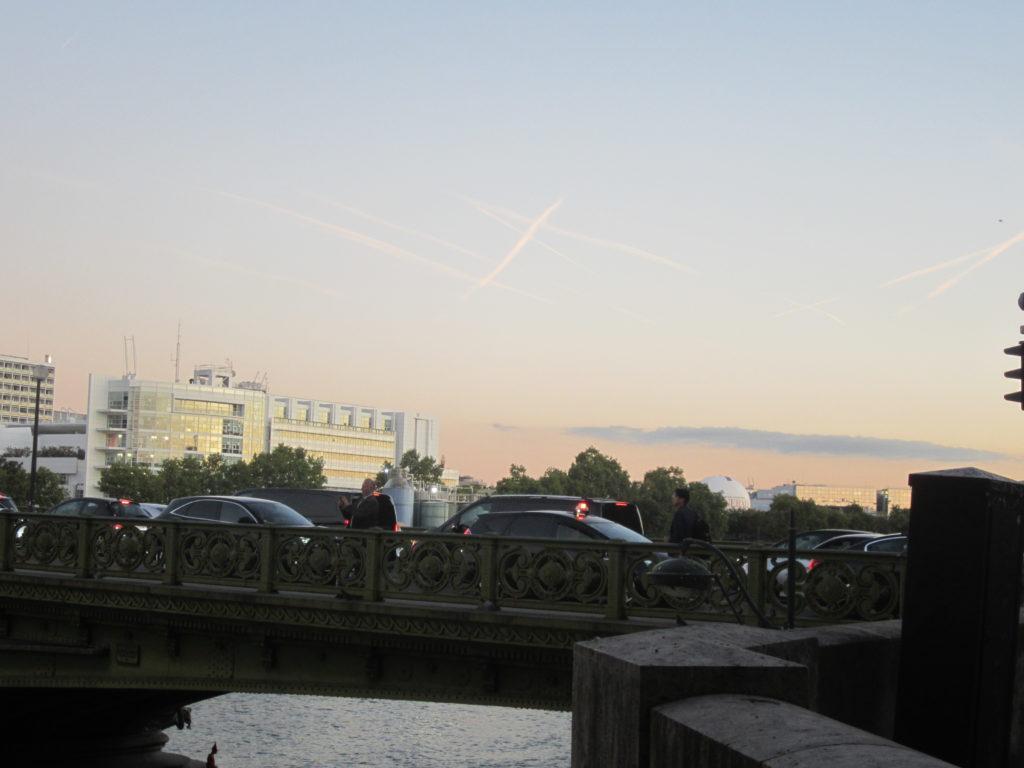 Мост Мирабо (Pont Mirabeau). Париж