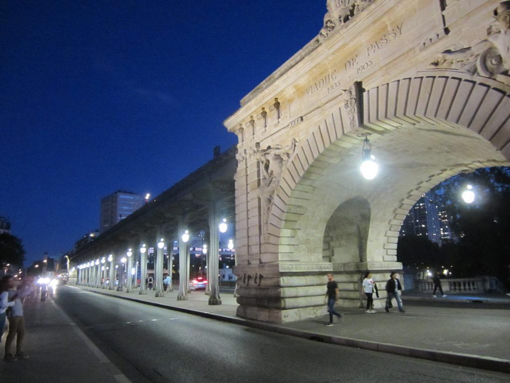 Мост Бир-Хакейм (Pont de Bir-Hakeim)