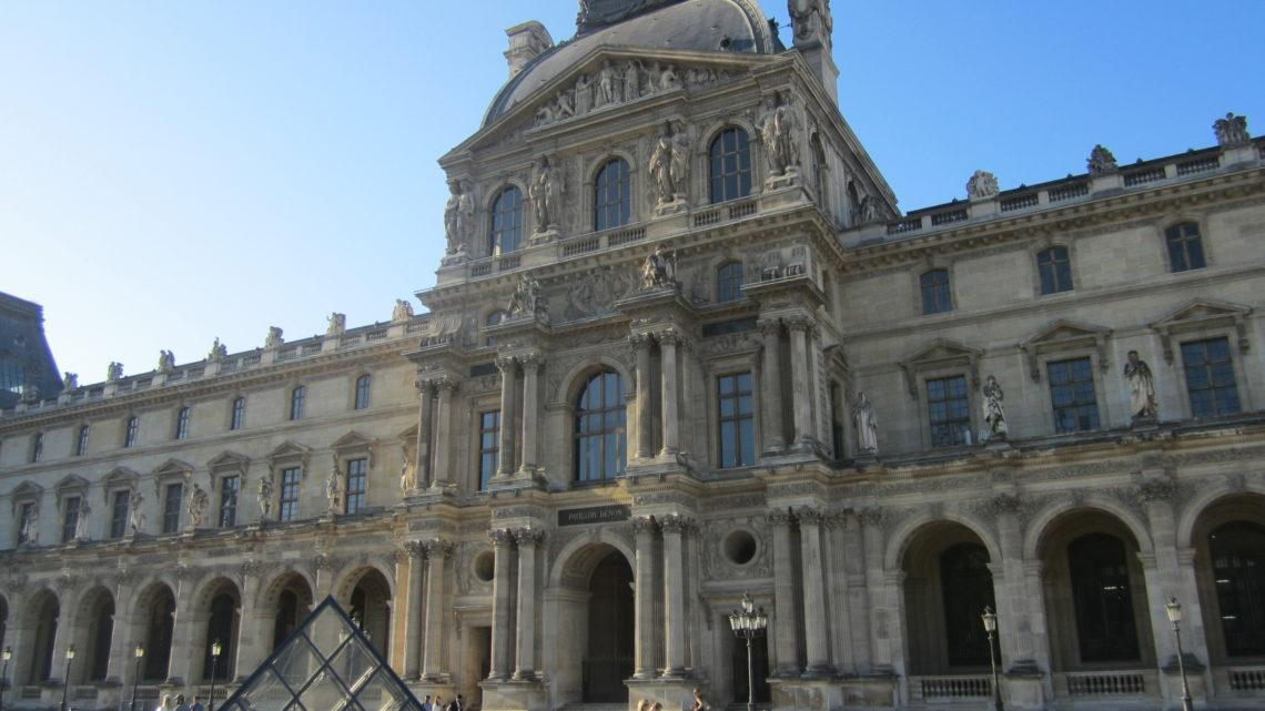 Парижские заметки. Лувр