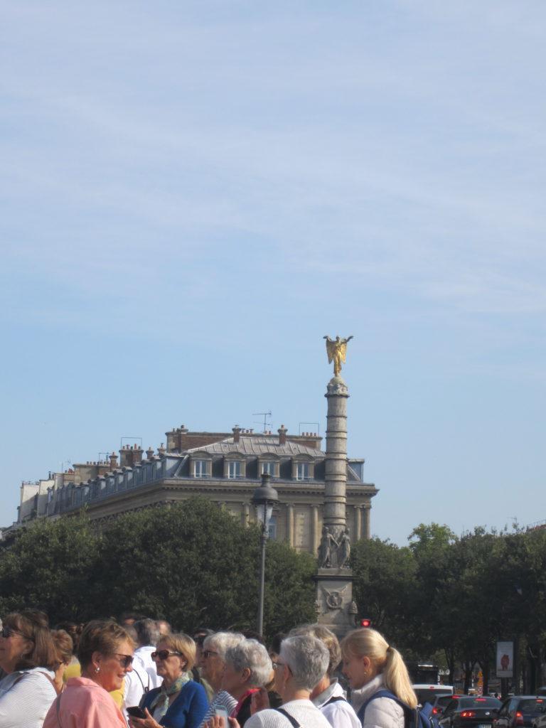 Мост Менял. Париж
