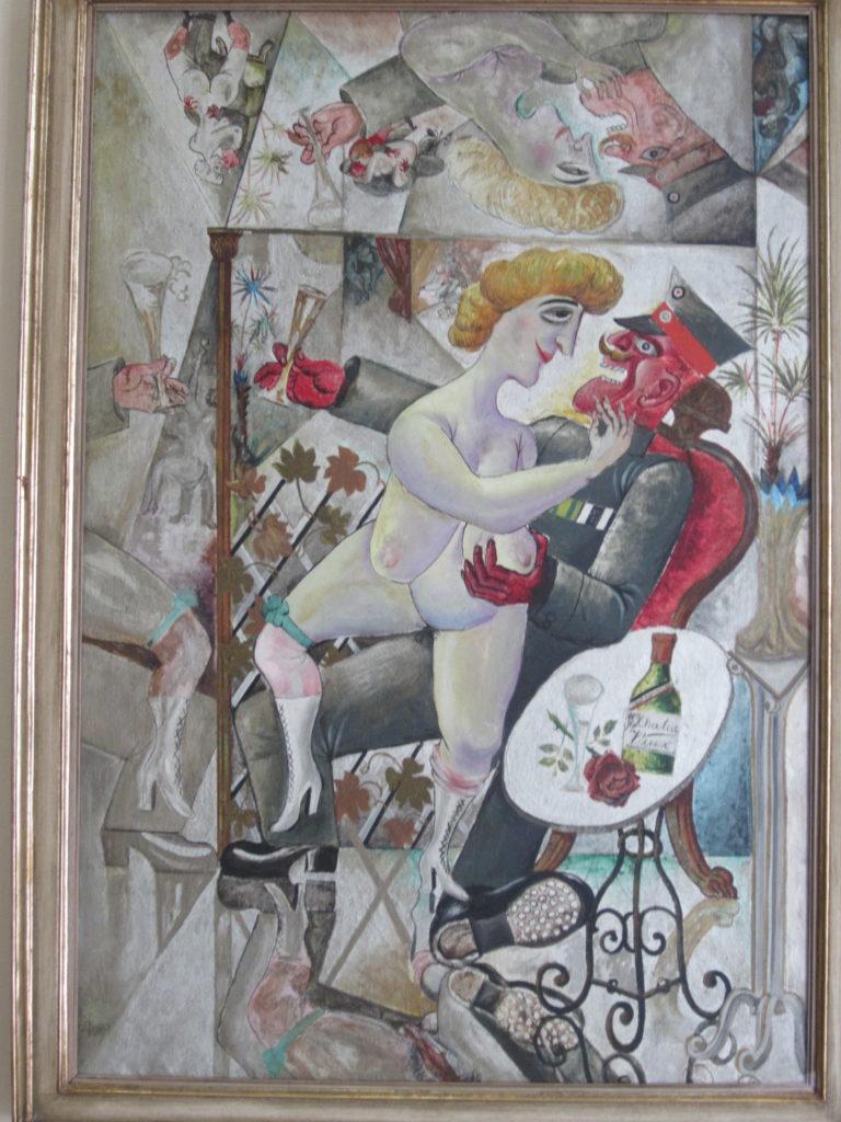 Современная живопись. Центр Помпиду. Париж