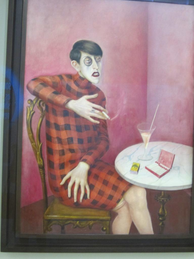 Современная живопись. Центр Помпиду