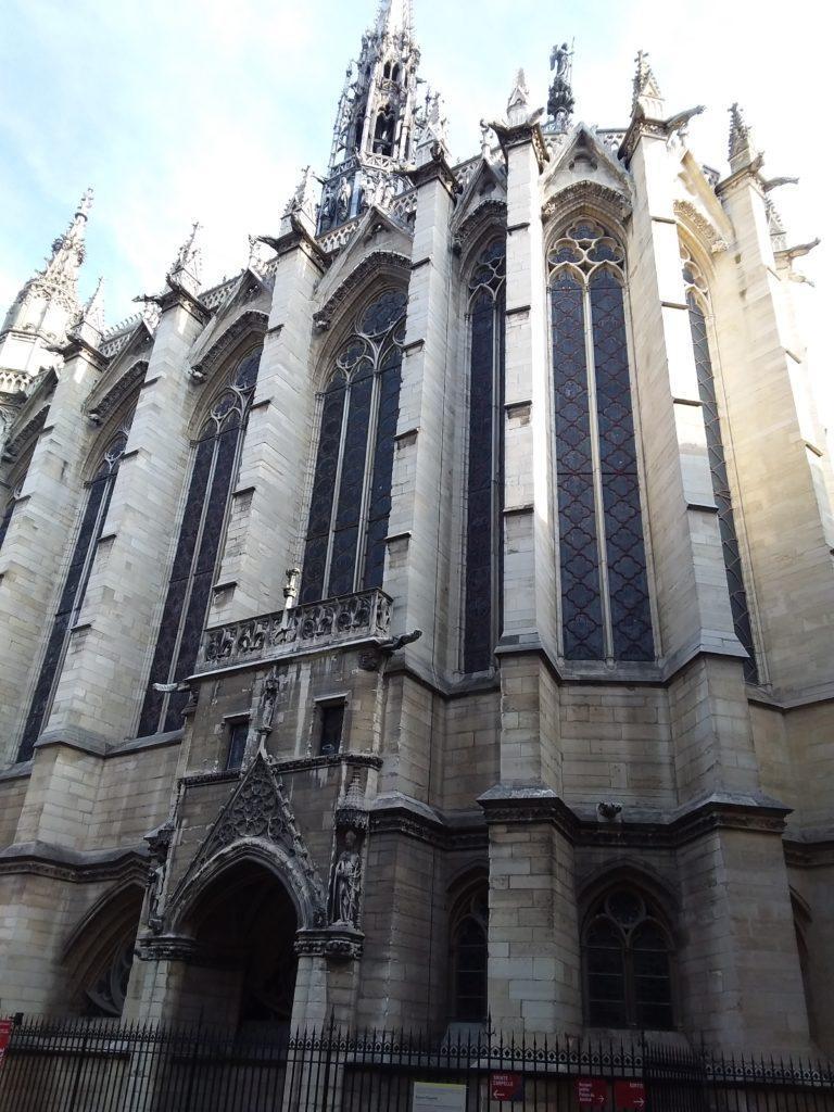 Церковь Сент-Шапель