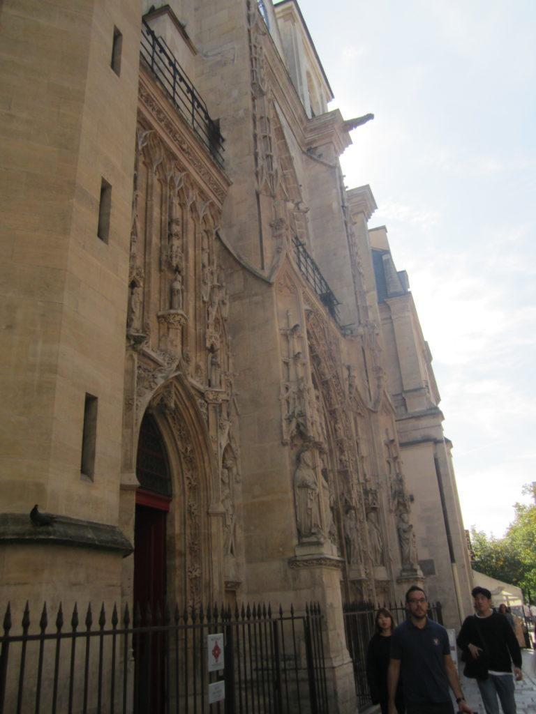 Церковь Сен-Мерри (Église Saint-Merri), Париж