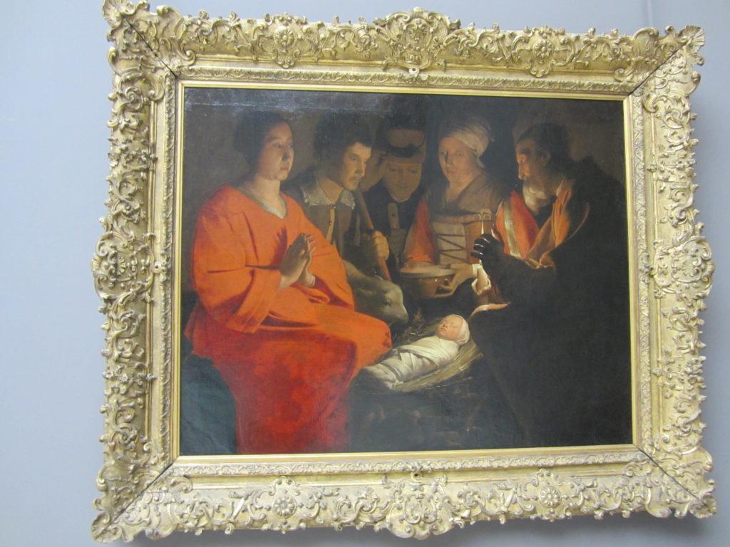 Картина. Лувр