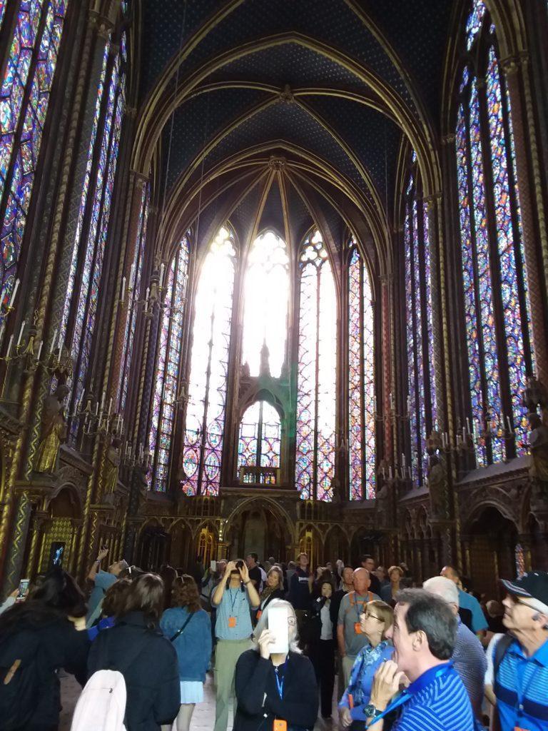 Сент-Шапель (Sainte Chapelle)