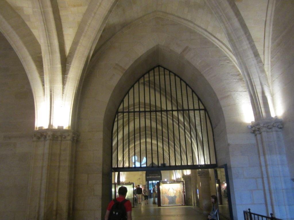 Тюрьма Консьержери (La Conciergerie)