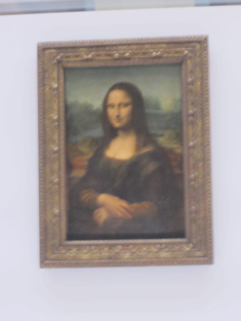 Картина Леонардо да Винчи, «Джоконда»