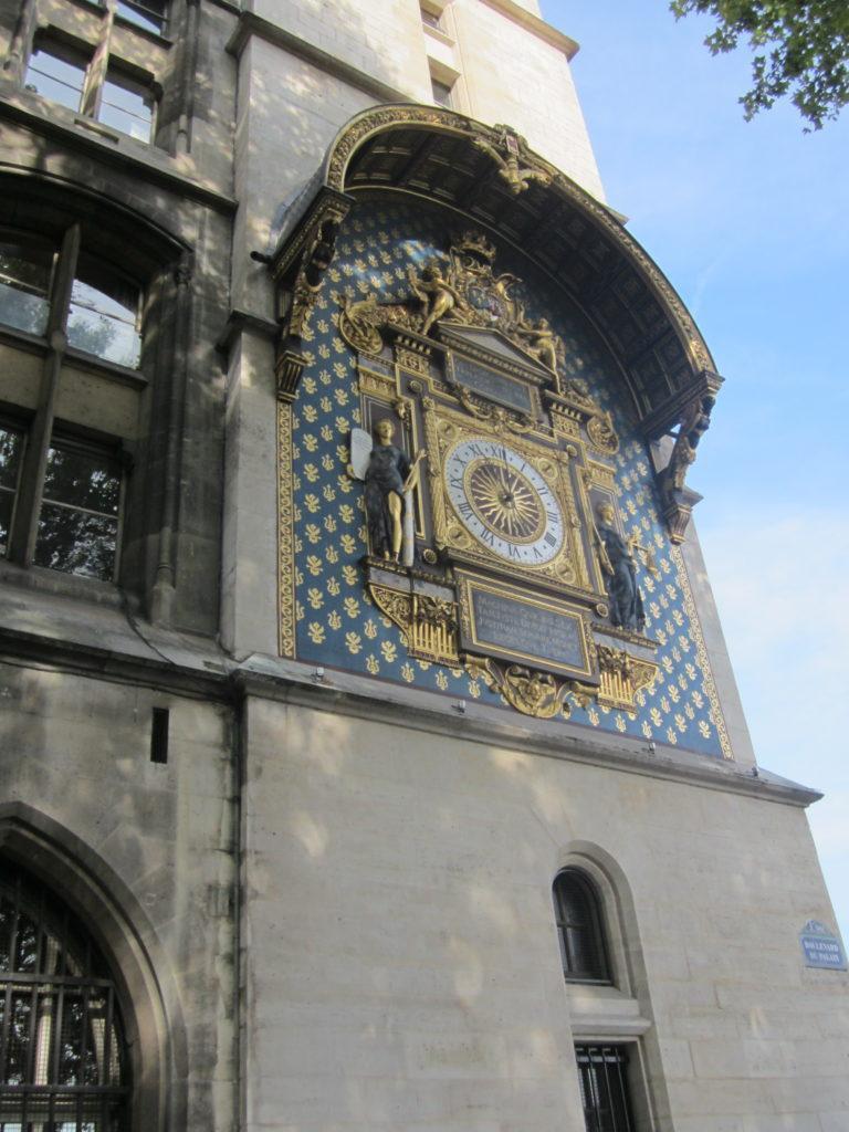 Часовая Башня Консьержери