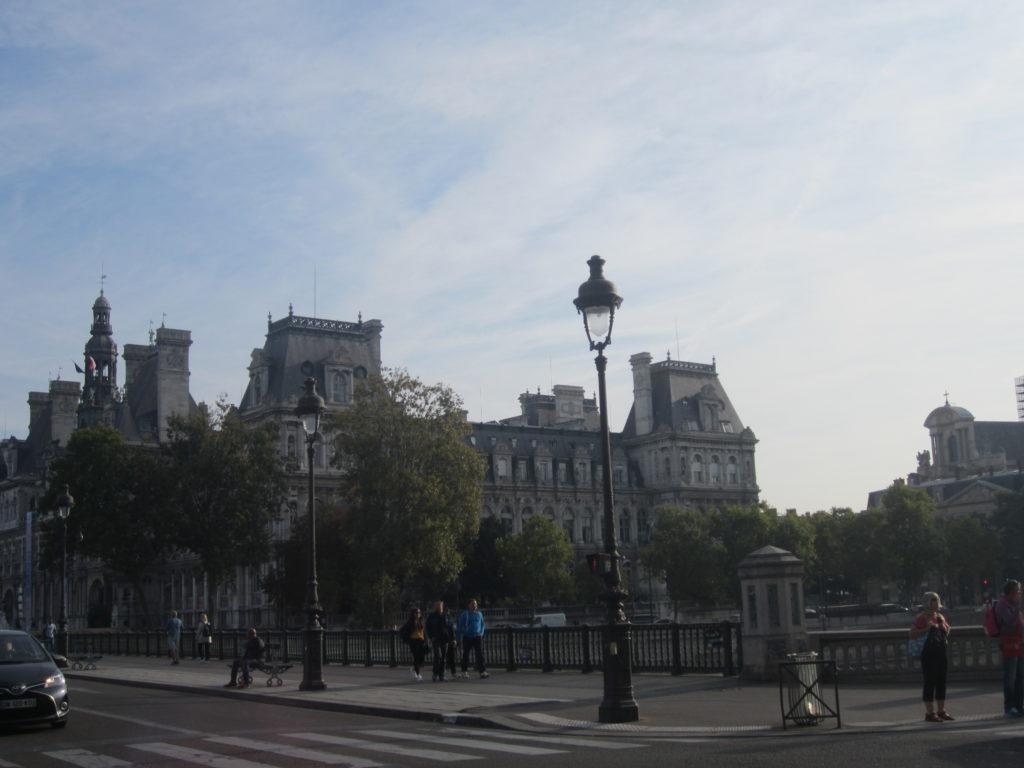 Hôtel de Ville, place de Grève