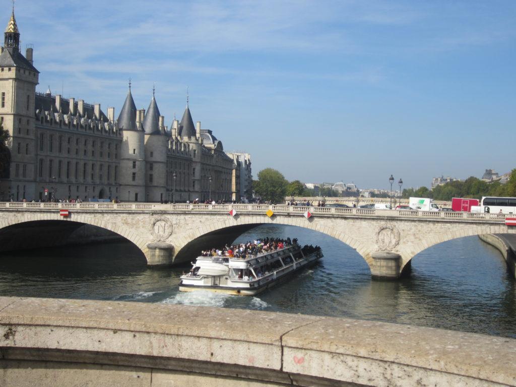 Париж. Консьержери