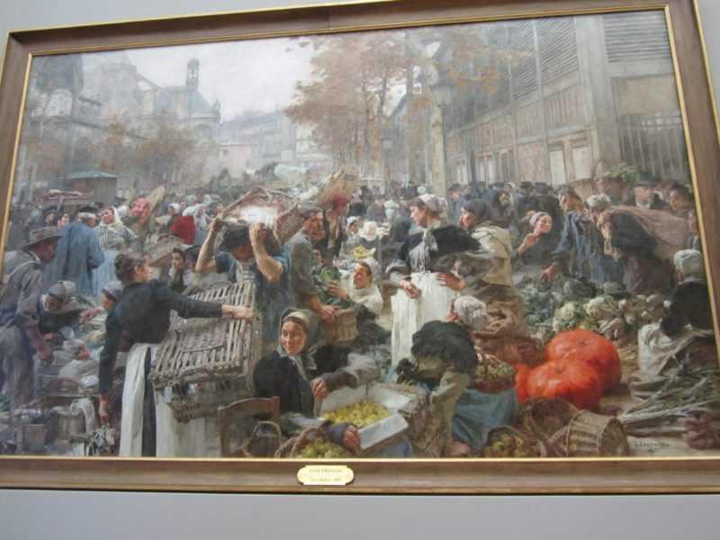 Музей изящных искусств. Париж