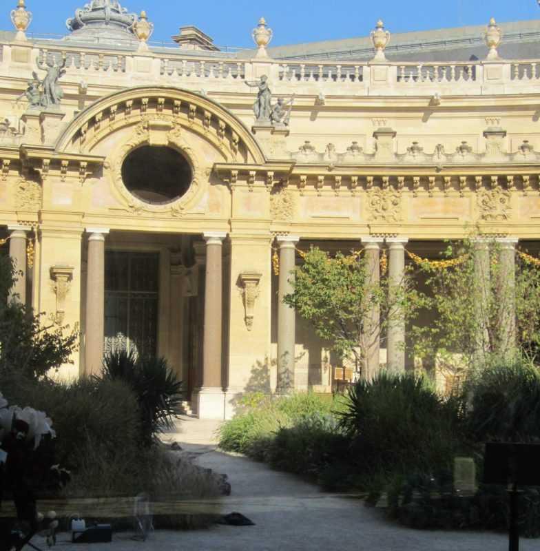 Petit Palais. Париж