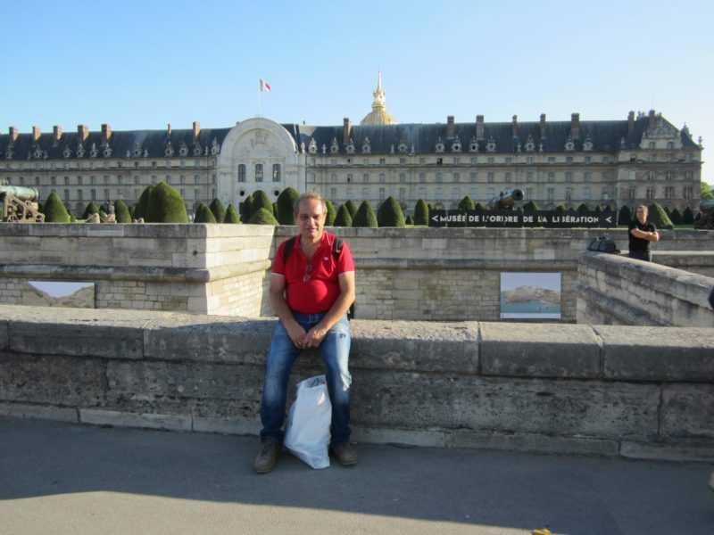Париж. Дом Инвалидов