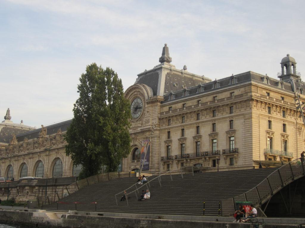 Париж. Прогулка по Сене. Музей Орсе