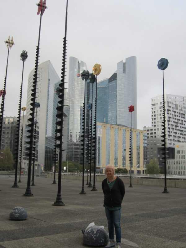 Париж. La Défense