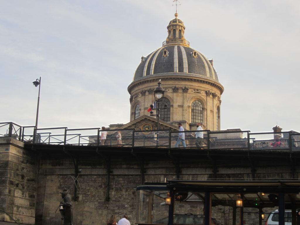 Париж. Институт Франции