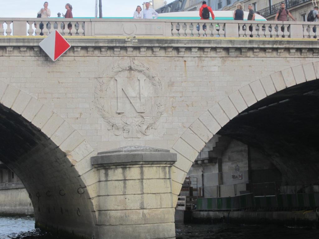 Париж. Мост Сен-Мишель